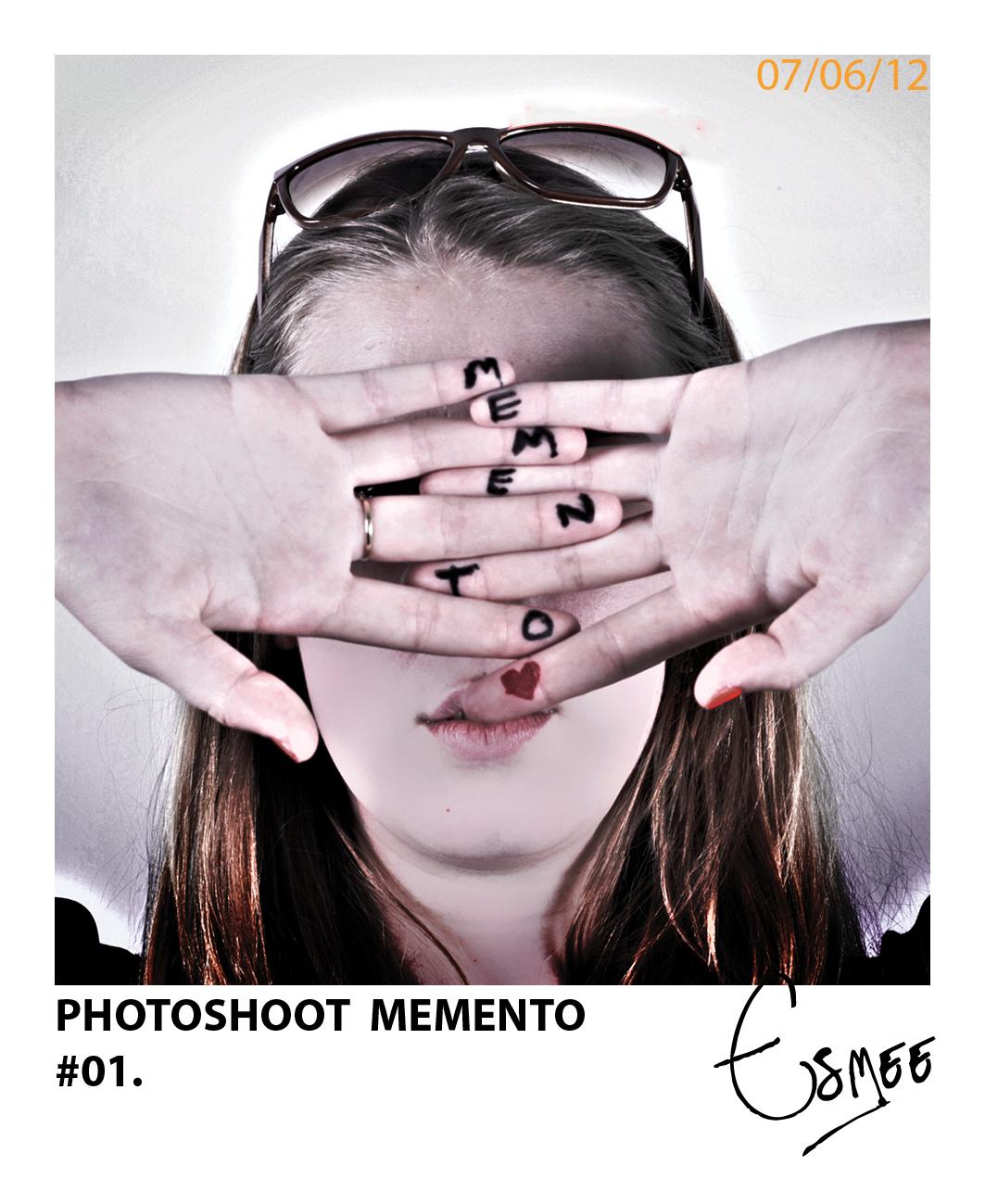 Memento Polaroid Mementos polaroid girls Memento Polaroid