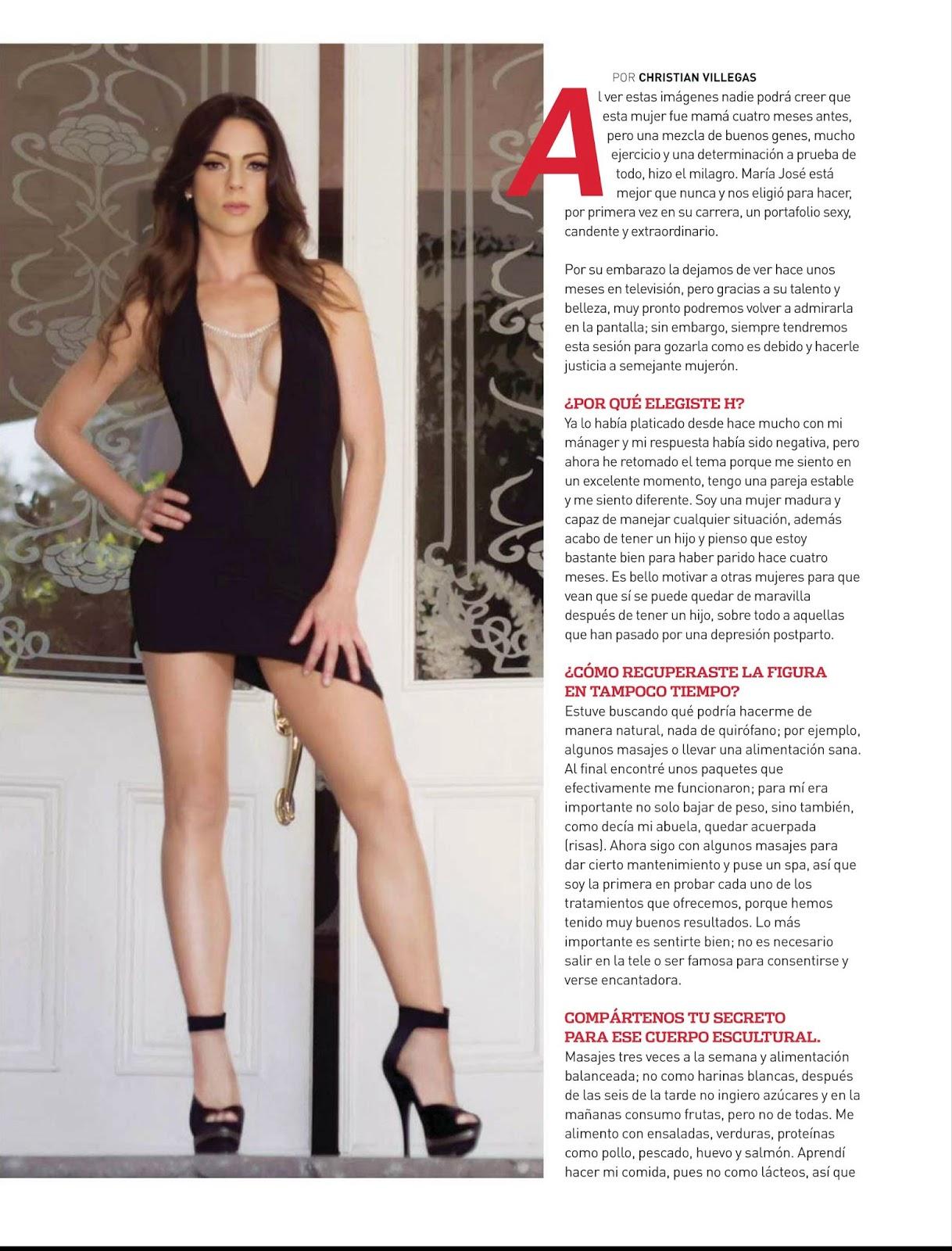 en fotos revista h para hombres y está etiquetada con belinda revista ...