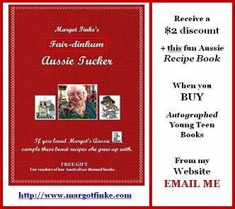 FREE GIFT with Autographed Books DIRECT from Margot.