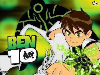 ben10, anime do cartoon network