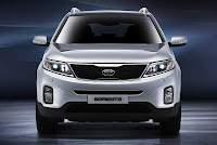 ALL New Kia Sorento 2013
