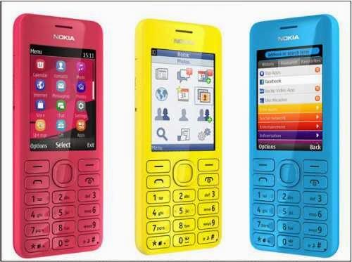Game Populer Nokia Asha