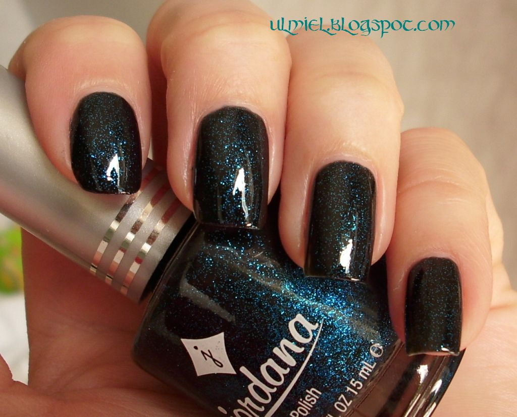 Did someone say nail polish?: Jordana - Supernatural with mattefied ...