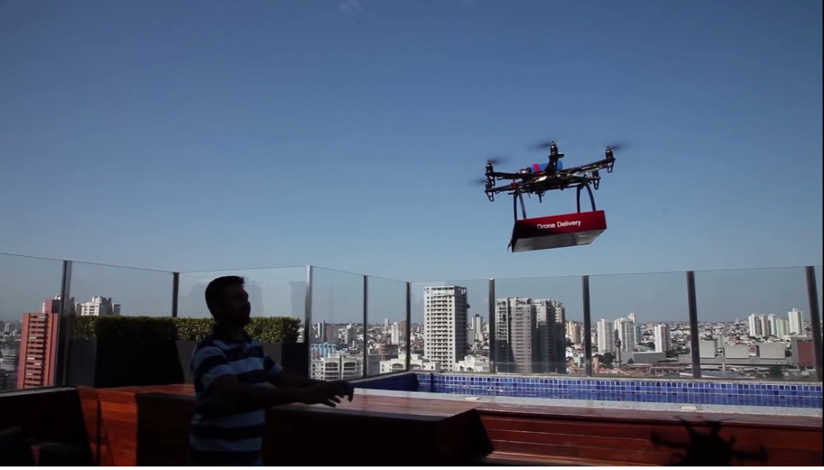 Drone Delivery Future of Delivery Goods & Product