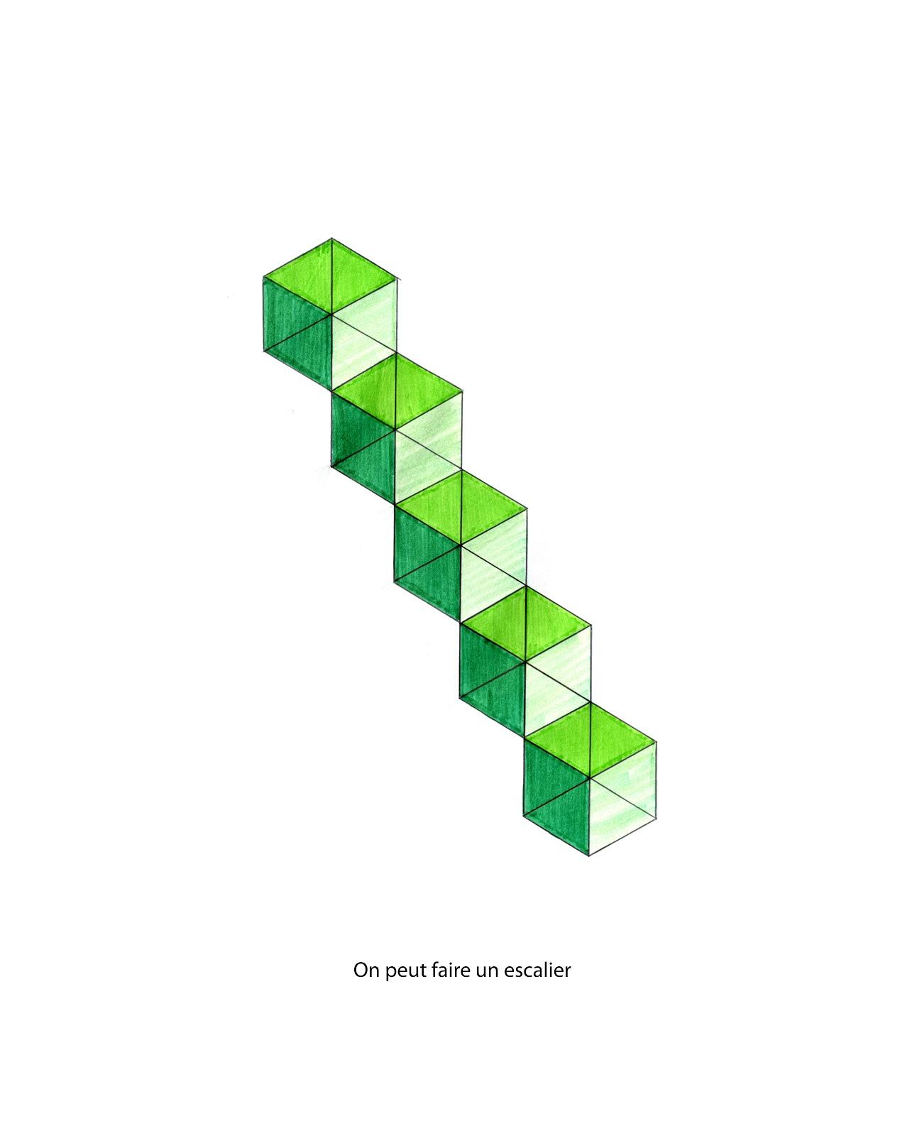 h l ne thomas tout ce que l 39 on peut faire avec un cube. Black Bedroom Furniture Sets. Home Design Ideas