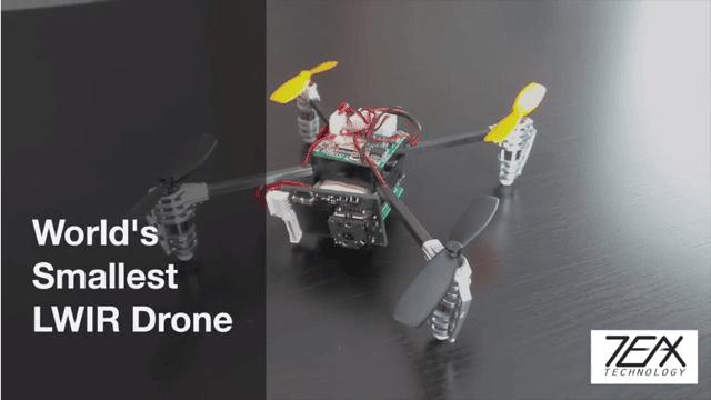 Квадрокоптер с тепловизором светофильтр нд32 phantom 4 pro алиэкспресс