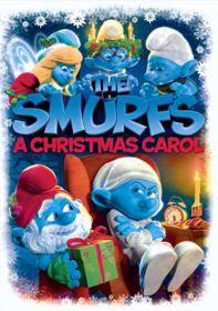 descargar Los Pitufos: Cuento de Navidad – DVDRIP LATINO
