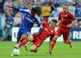 Video Adu Penalti Bayern Munchen vs Chelsea