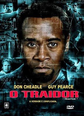 Filme O Traidor DVDRip RMVB Dublado