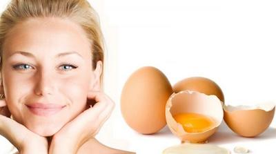 cara membuat masker putih telur