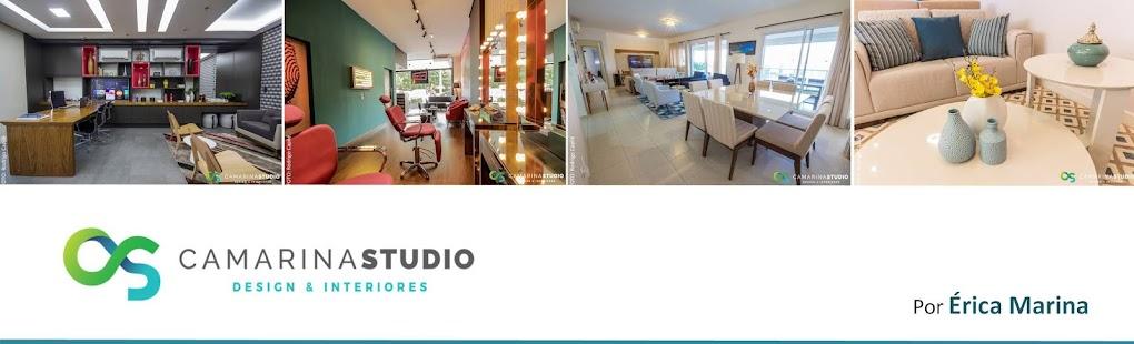 Camarina Studio: Arquitetura | Design | Interiores