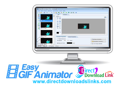 Easy GIF Animator Pro 6.1 (x32/x64) Multilingual incl Patch
