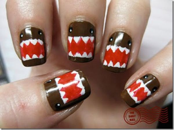 Cool Nails Designs Latest Nail Art Designs Short Easy Polish