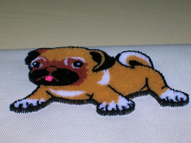 örnek tufting embroidery nakış işleme modelleri 6