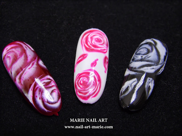 Roses Dry Marble1