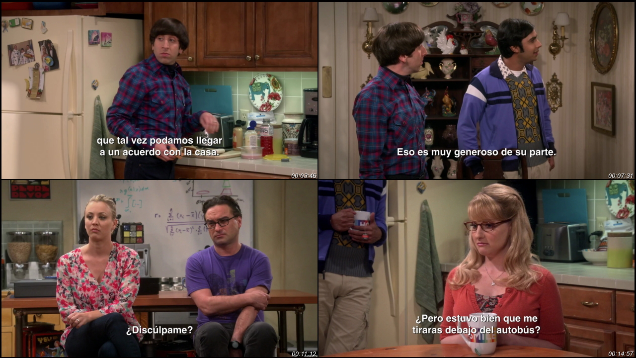 The Big Bang Theory 2007–