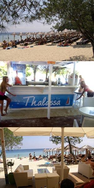 Thalassa Beach Bar