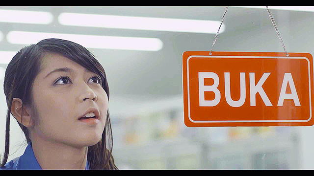 """JKT48's 2nd Single """"Apakah Kau Melihat Mentari Senja """" Screencaps"""