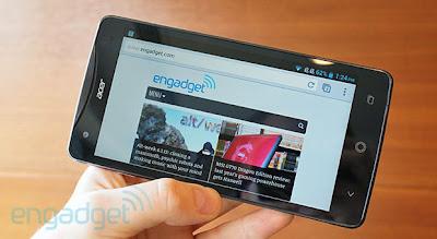 Acer Liquid S1, Smartphone Android Quad Core