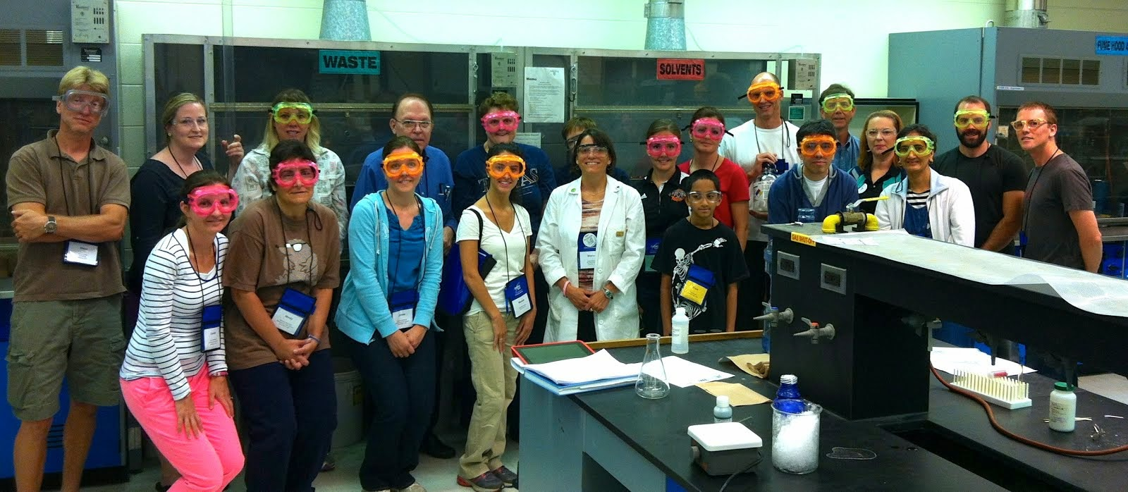 ChemEd13 Reactions Workshop