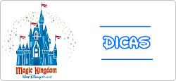Dicas Magic Kingdom