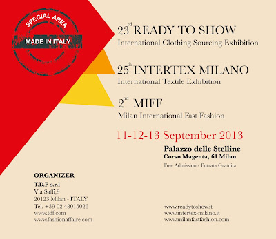 MilanFastFashion Miff ReadytoShow Intertex by TDF Milano