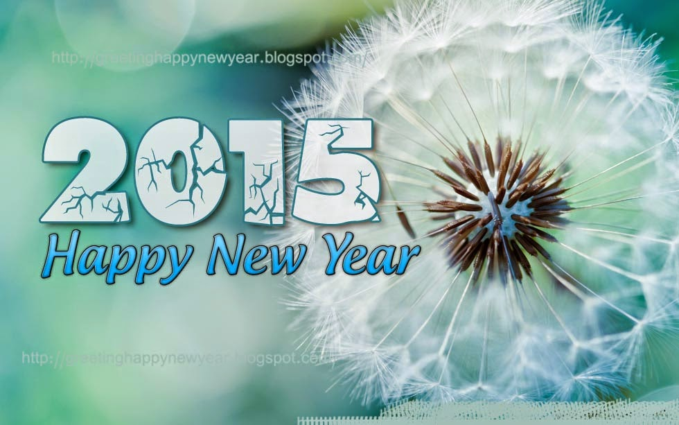 Happy New Year 2015 Best Awesome Wallpapers