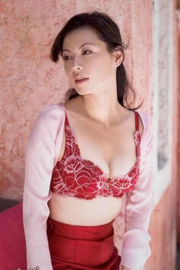 Vicky Chen Mode Marie Mature Bra