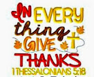 November Scripture