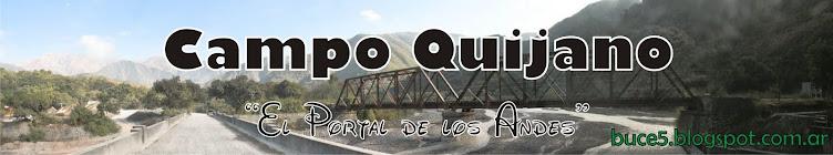 Campo Quijano - Salta
