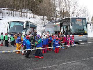 9 janvier : Premier mercredi de ski