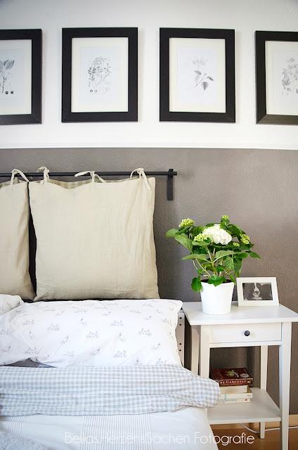 Schlafzimmer dunkel gemütlich