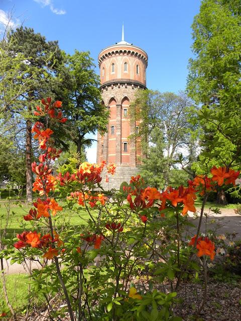 Chateau D'eau Colmar