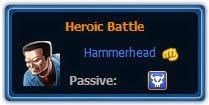 Black Cat VS Hammerhead