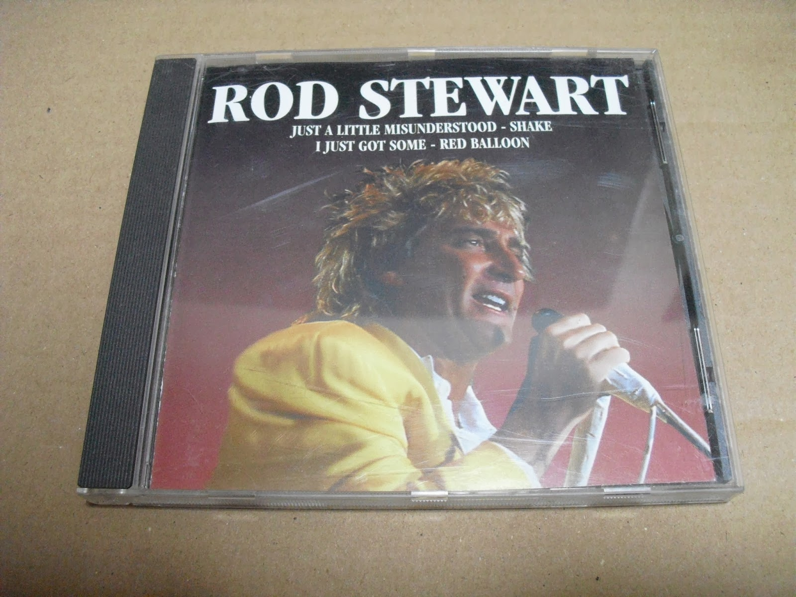 Rod Stewart - Bright Lights Big City
