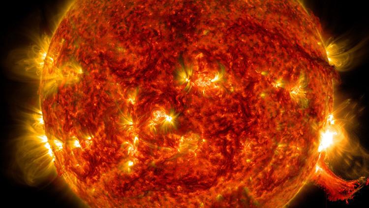 Calculan cuando puede ocurrir la próxima erupción solar gigante.