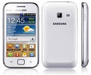 Harga dan Spesifikasi Samsung Galaxy Ace Duos