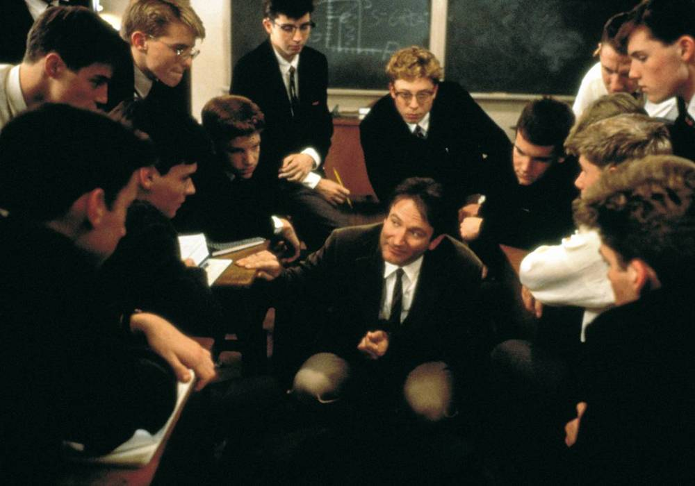 The dead poets society.
