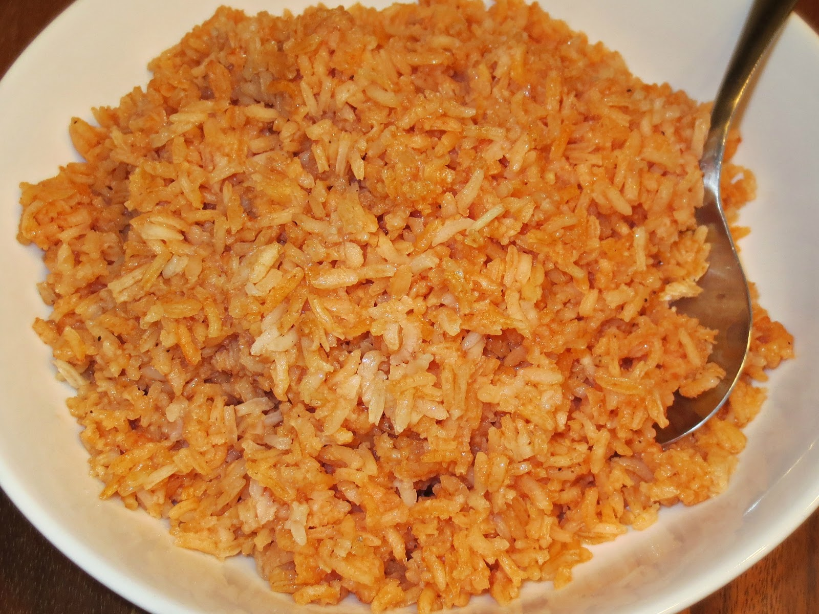 Kaitlin in the Kitchen: Restaurant Style Mexican Rice