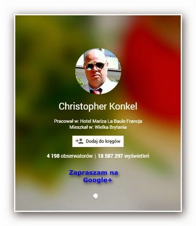18 milionów wyświetleń - Google+