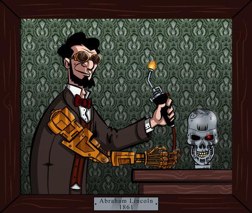 Terminator Lincoln por msynowicz