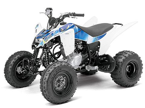 2013 Yamaha pictures Raptor 125 ATV. 480x360 pixels