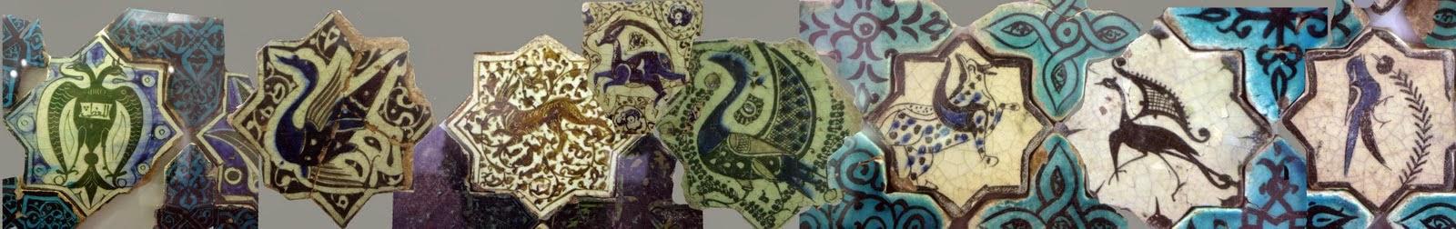 Karatay Medresesi Çini Eserleri