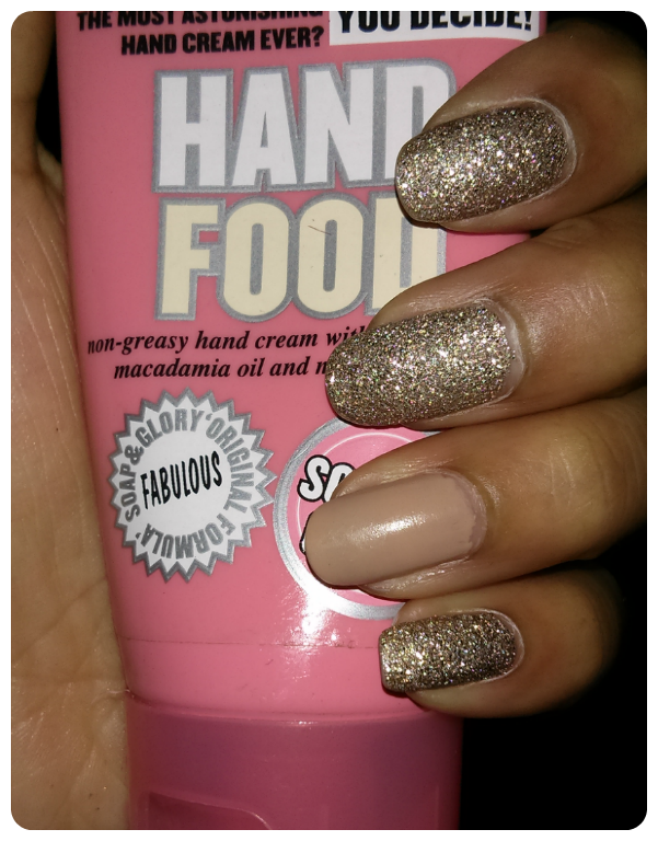 NAILS OF THE DAY FEATURING BARRY M MAJESTY / The Desi Dossier