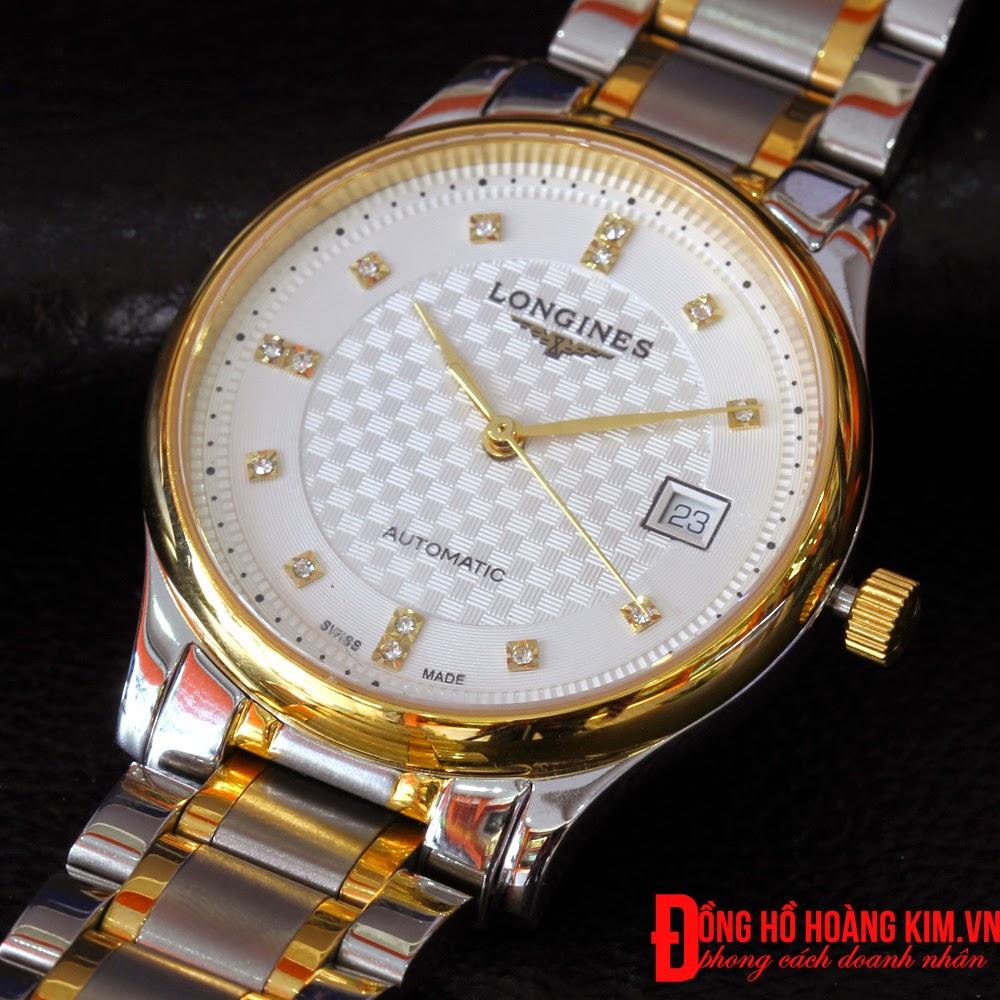 Đồng hồ nam longines đẹp giá rẻ