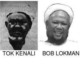Gambar Bob Lokman Cucu Ulama Tok Kenali Dari Kelantan