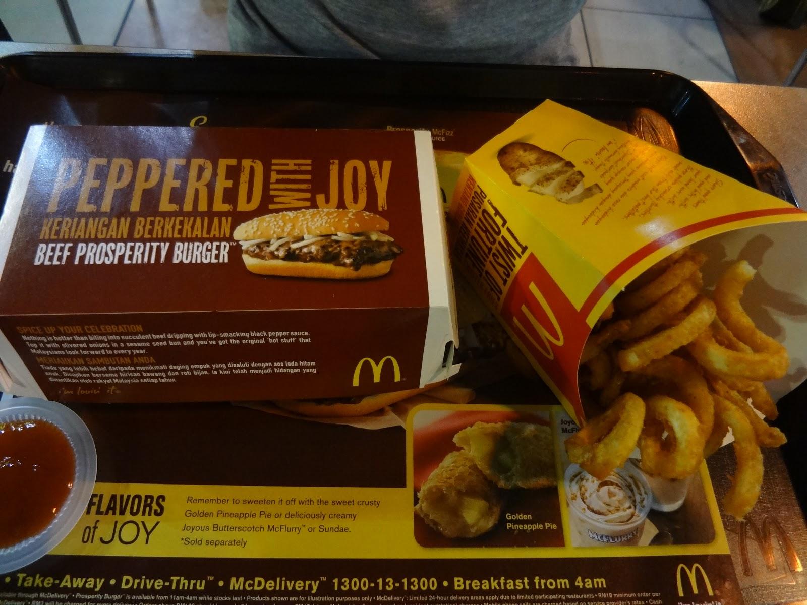 Twister fries mcdonalds malaysia