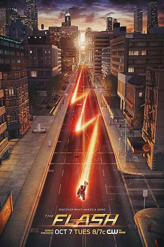 Người Hùng Tia Chớp - The Flash Season 1