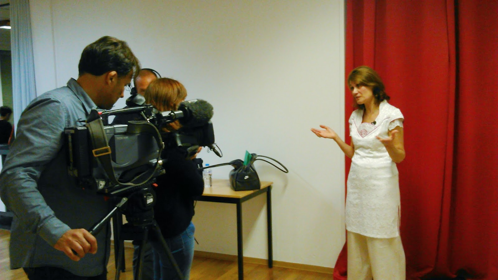 Marie-Gabrielle interview France 3 Normandie
