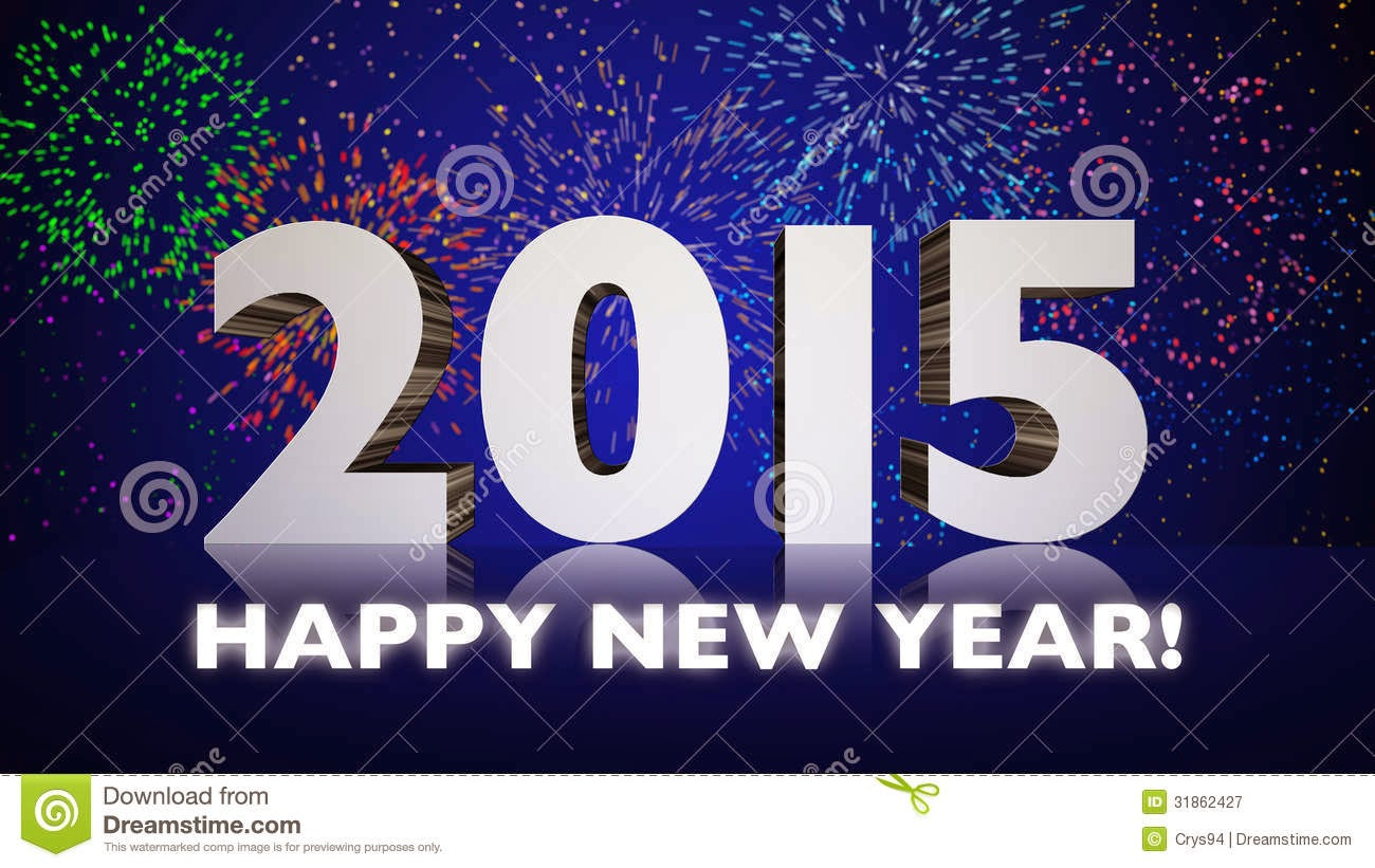New Year Greeting Message Happy New Year 2015